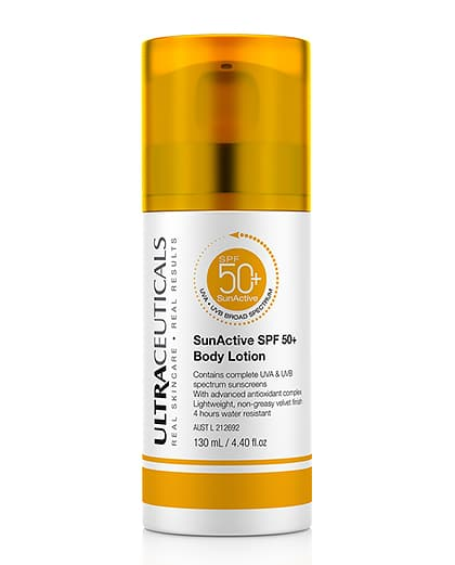 Купить лосьон Ultra SunActive SPF 50 Body Lotion