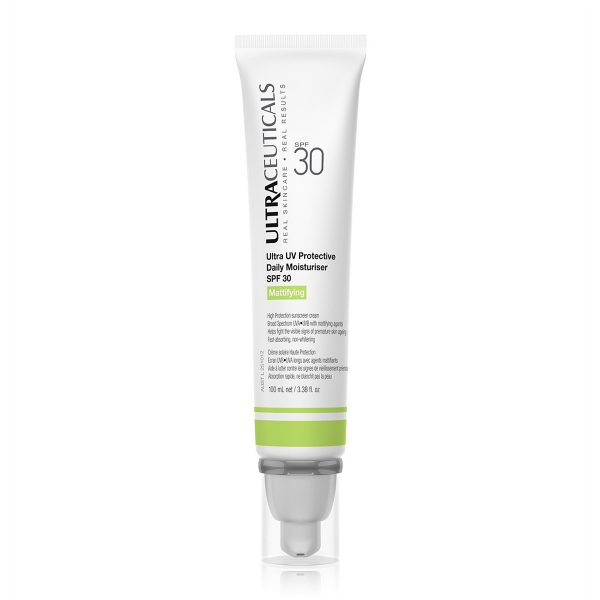 Ultraceuticals ultra UV protective daily moisturiser SPF30 Mattifying