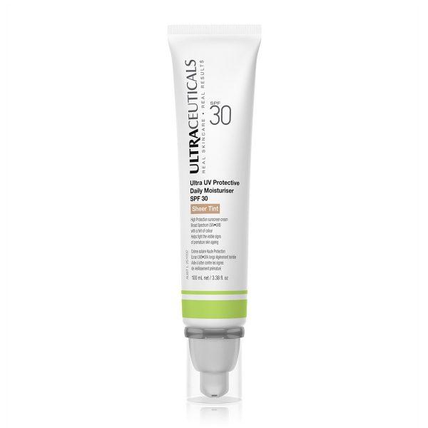 Ultraceuticals ultra UV protective daily moisturiser SPF30 Sheer tint