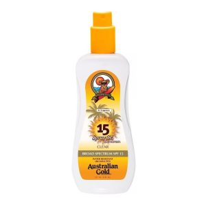 Australian Gold Spray Gel SPF 15