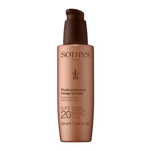 Sothys Protective Fluid Face and Body