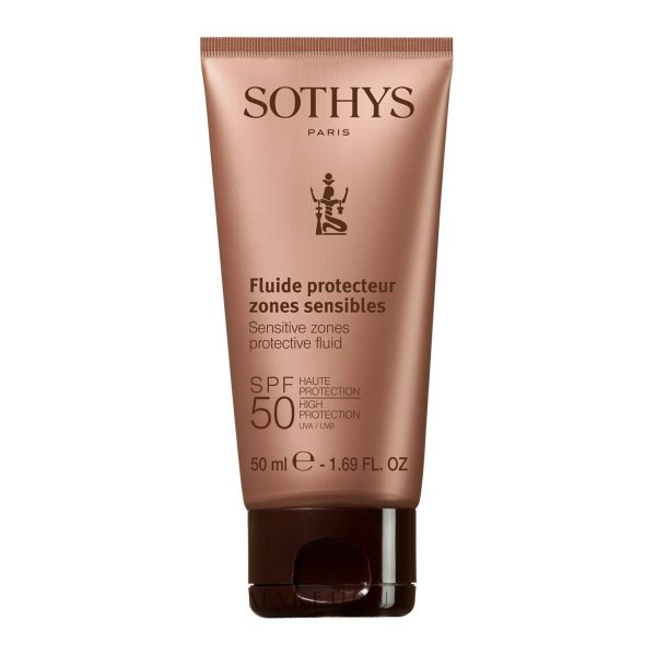Sothys Sensitive Zones Protective Fluid