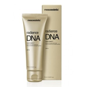 Mesoestetic Radiance DNA hand cream