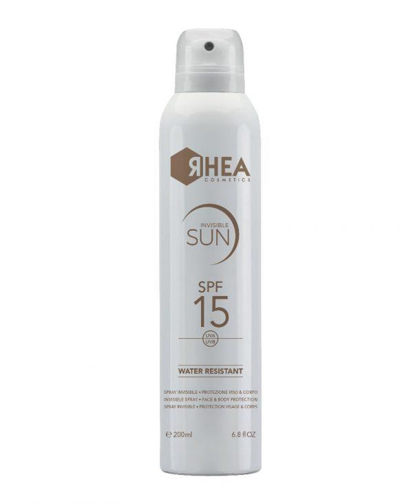 Купить RHEA Invisible Sun SPF 15 в интернет-магазине в Москве с доставкой по России