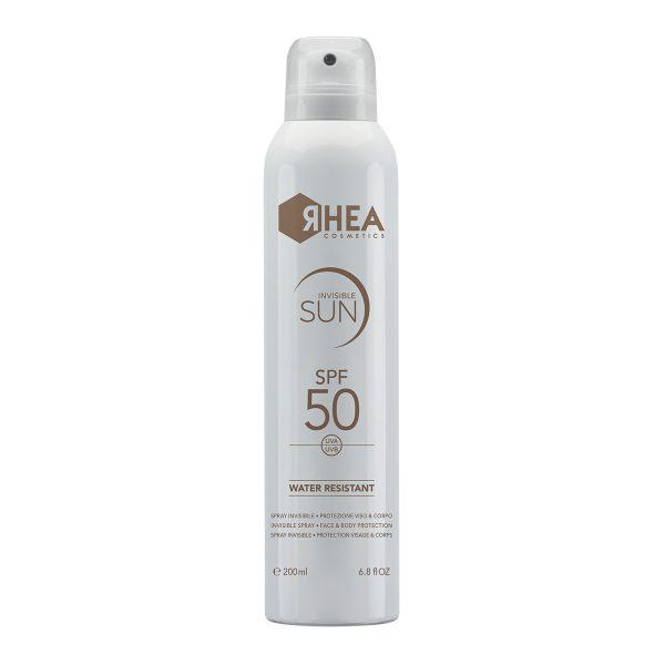 RHEA SPF50 Invisible Sun