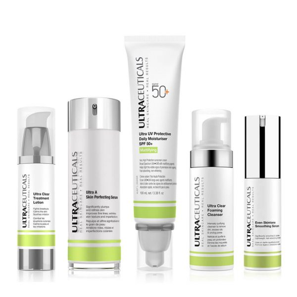 Ultraceuticals anti acne nabor by Arina Kireeva